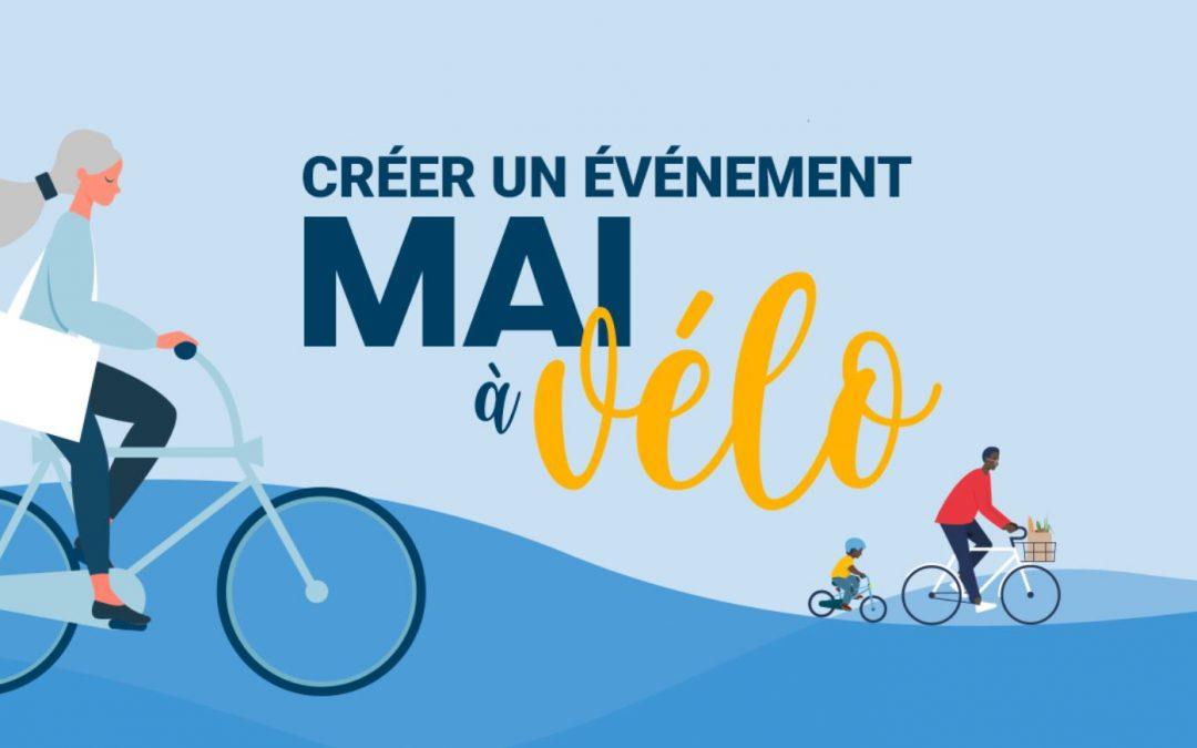 Prolongation de l'événement mai à vélo